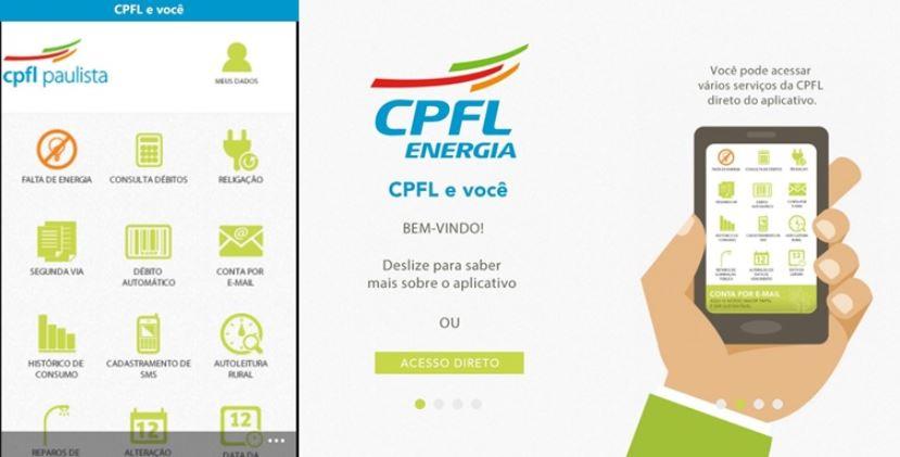 Aplicativo da CPFL