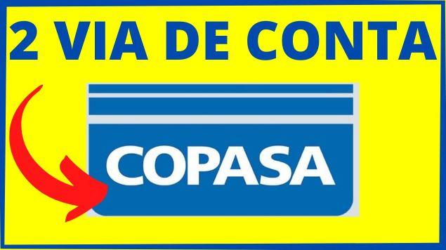 Copasa 2ª Via