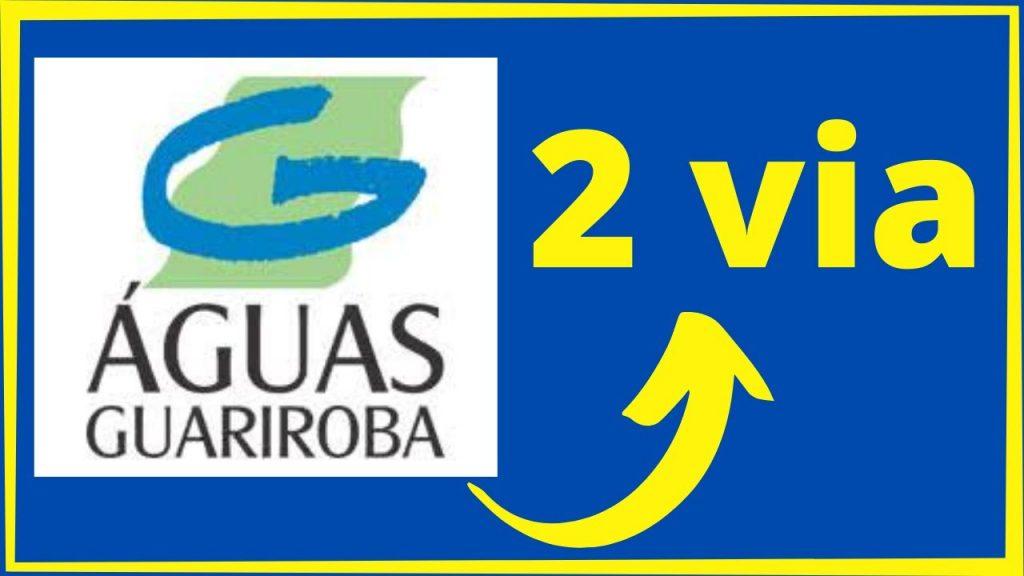 Águas Guariroba 2ª Via