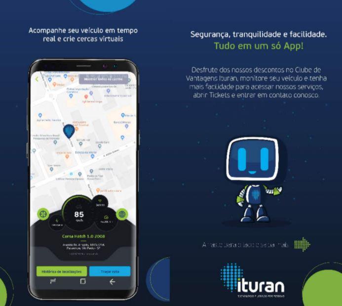 Aplicativo Ituran