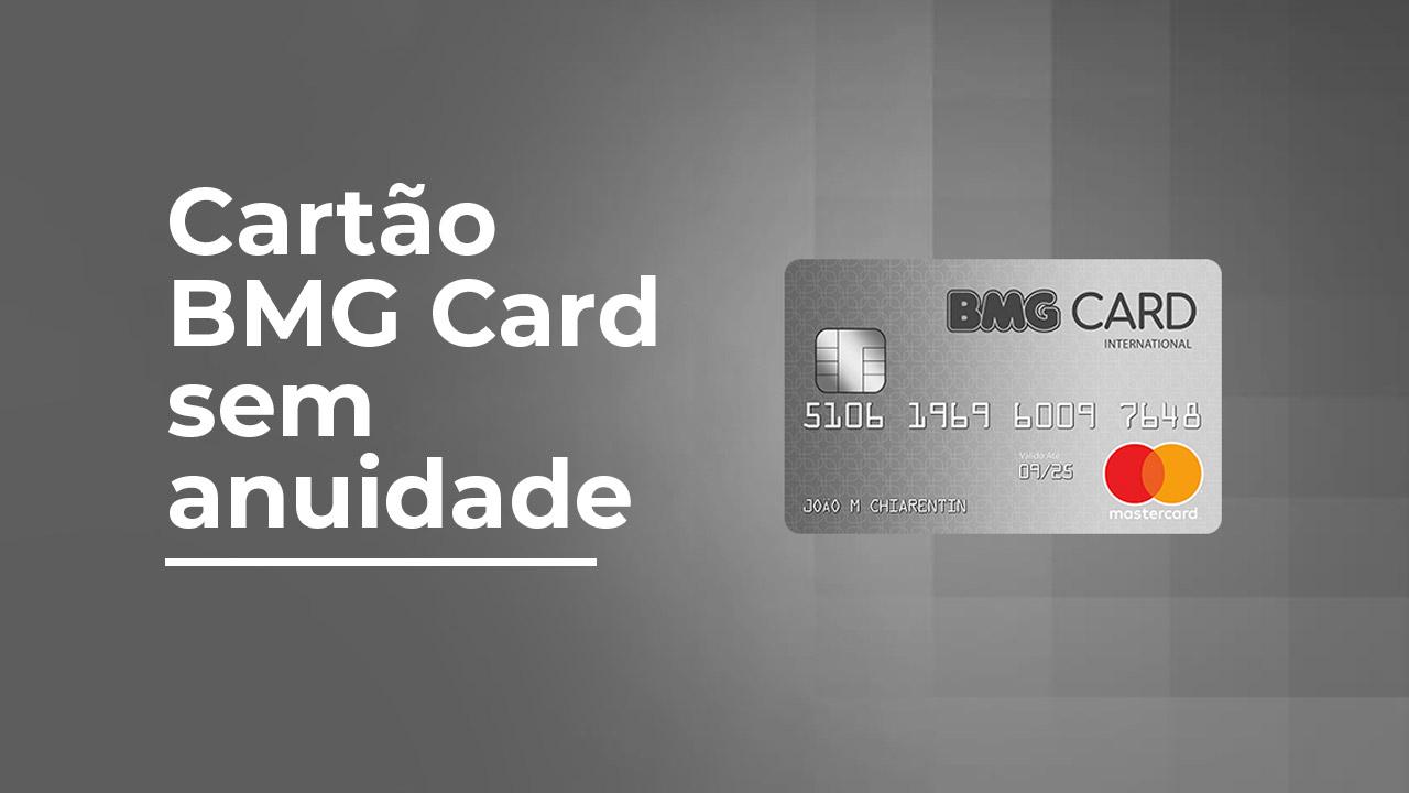Cartão BMG Card
