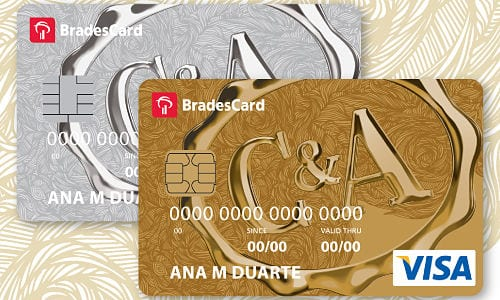 Cartão BradesCard C&A