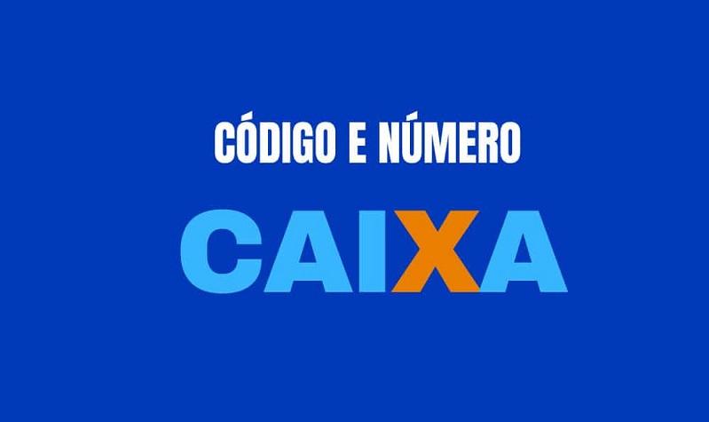 Código Banco Caixa Econômica