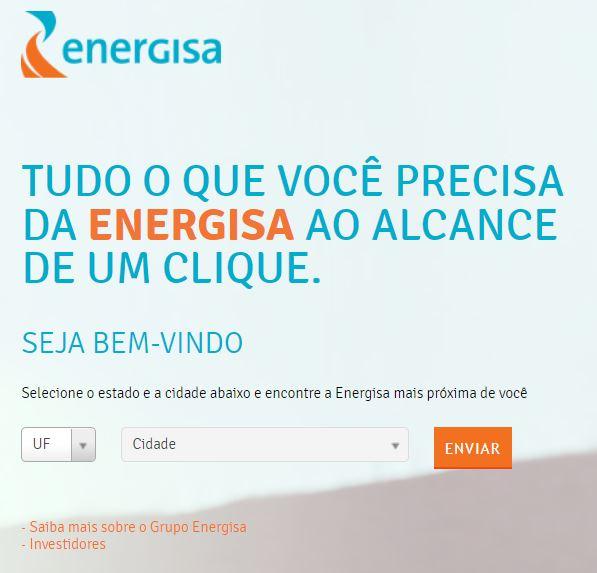 Consulta da Conta de Luz Atrasada Energisa