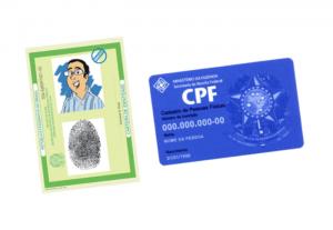 Consultar RG pelo CPF