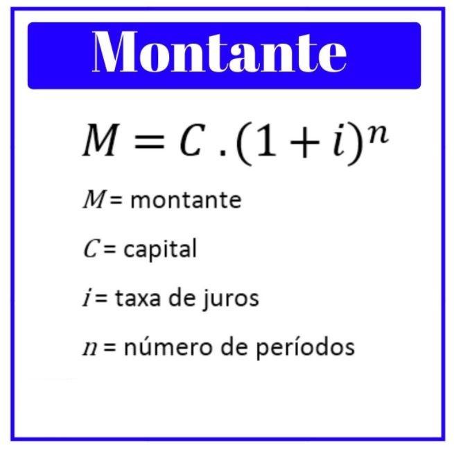 Fórmula para calcular