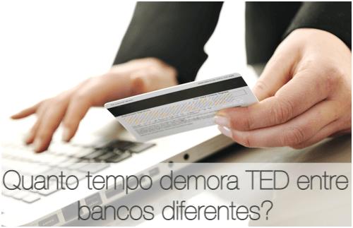 Quanto tempo demora um TED para outro banco