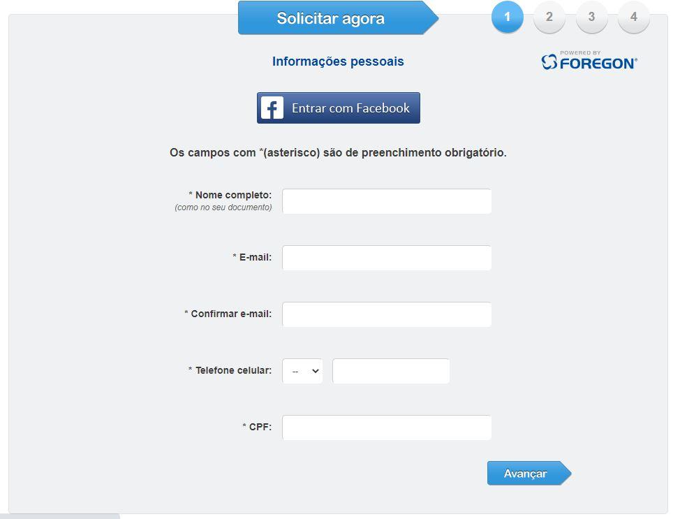 Como Solicitar o Cartão da Casas Bahia Online