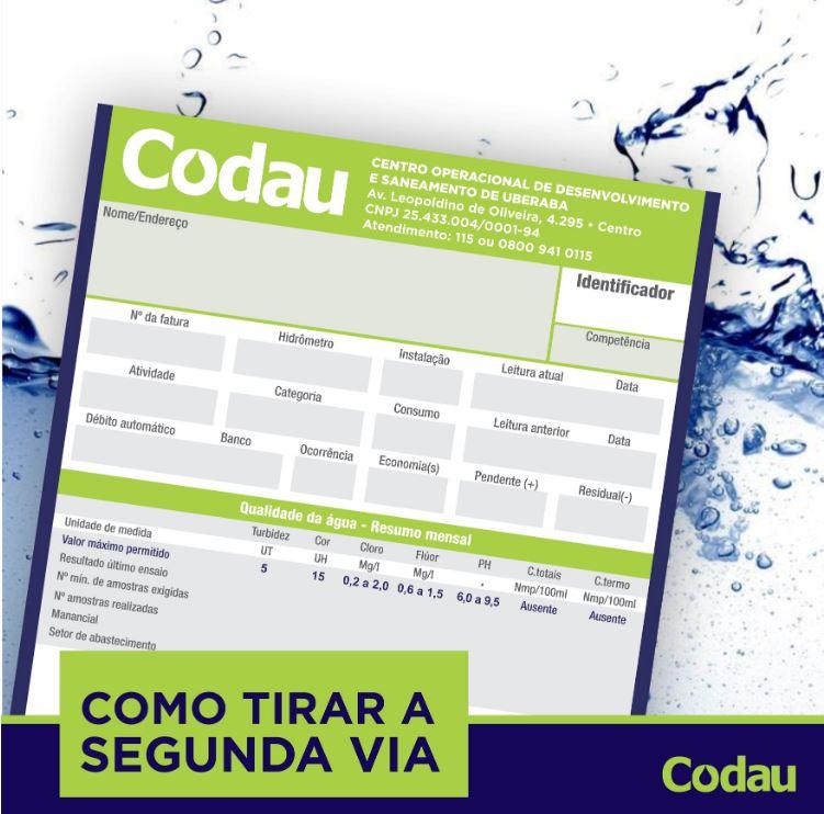 CODAU 2ª Via