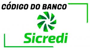 Código Banco Sicredi