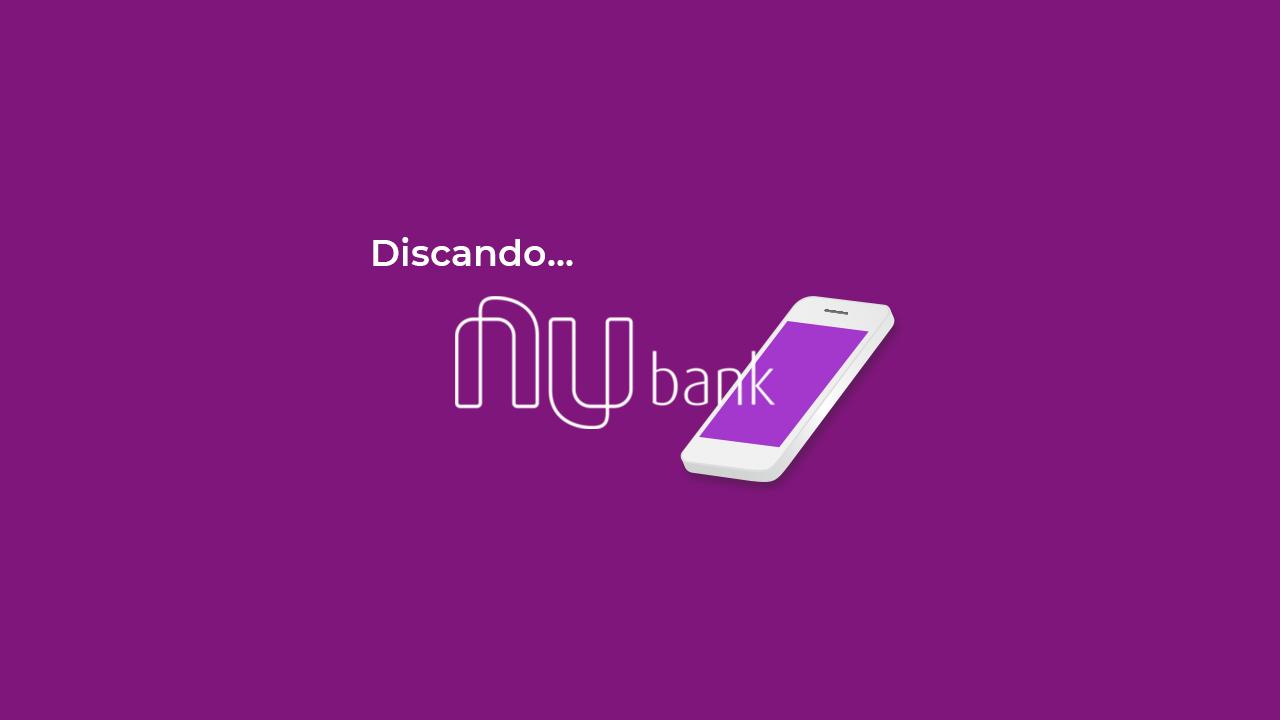 Telefone Nubank